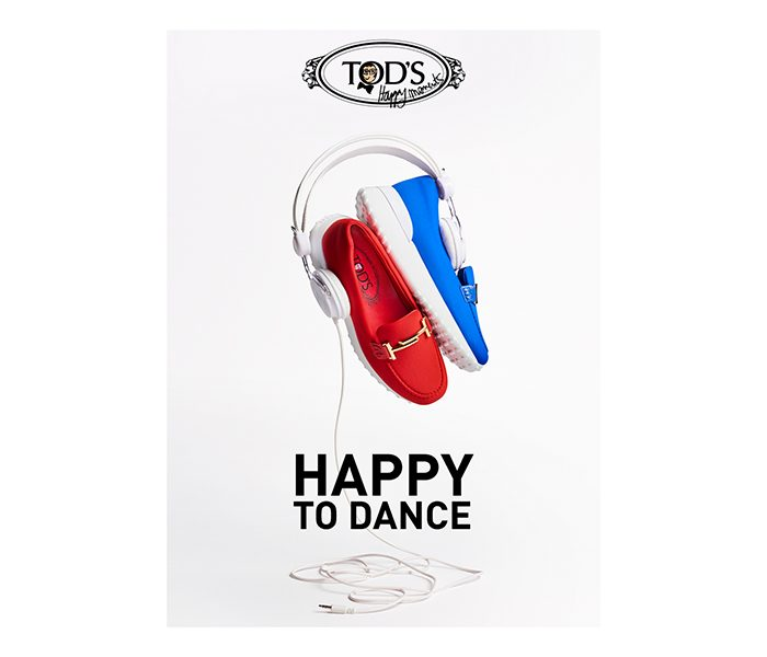 <TOD'S> HAPPY MOMENTS BY ALBER ELBAZ